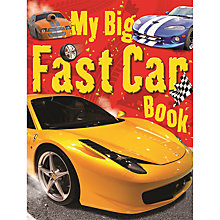 Buy My Big Fast Car Book Online at johnlewis.com
