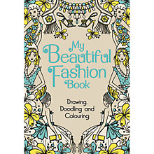 Buy My Beautiful Fashion Book Online at johnlewis.com