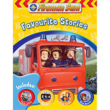 Buy Fireman Sam Favourite Stories, Pack of 4 Books Online at johnlewis.com