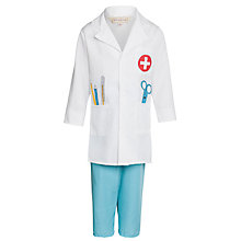 Buy Travis Designs Doctor's Uniform Dressing-Up Costume Online at johnlewis.com