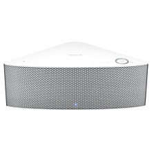 Buy Samsung M7 Bluetooth, Wi-Fi, NFC Wireless Multiroom Speaker, White with WAM250 Wireless Audio Hub Online at johnlewis.com