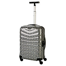 Buy Samsonite Firelite Cummersdale Print 4-Wheel 55cm Cabin Suitcase Online at johnlewis.com