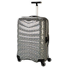 Buy Samsonite Firelite Cummersdale Print 4-Wheel Medium Suitcase Online at johnlewis.com