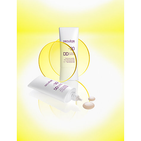 Buy Decléor Daily Defence Fluid Shield  SPF30, 30ml Online at johnlewis.com