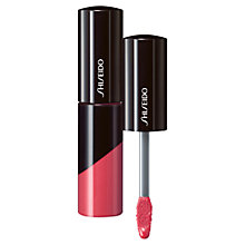 Buy Shiseido Lacquer Gloss Online at johnlewis.com
