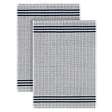 Buy John Lewis Terry Checked Tea Towels, Set of 2 Online at johnlewis.com