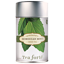 Buy Tea Forte Loose Leaf Moroccan Mint, 120g Online at johnlewis.com