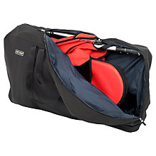 Buy Out 'N' About Nipper Double Travel Bag, Black Online at johnlewis.com