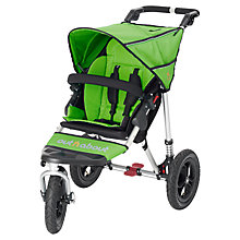Buy Out 'N' About Nipper 360 Single V3 Pushchair, Mojito Green Online at johnlewis.com