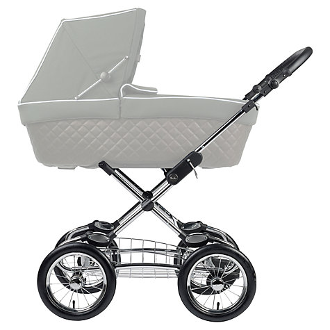 Buy Silver Cross Elegance 2014 Chassis, Black Online at johnlewis.com