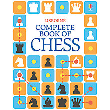 Buy Complete Book Of Chess Online at johnlewis.com