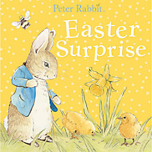 Buy Peter Rabbit Easter Surprise Book Online at johnlewis.com