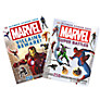 Buy Marvel Heroes and Villains Ultimate Sticker Book, Pack of 2 Online at johnlewis.com