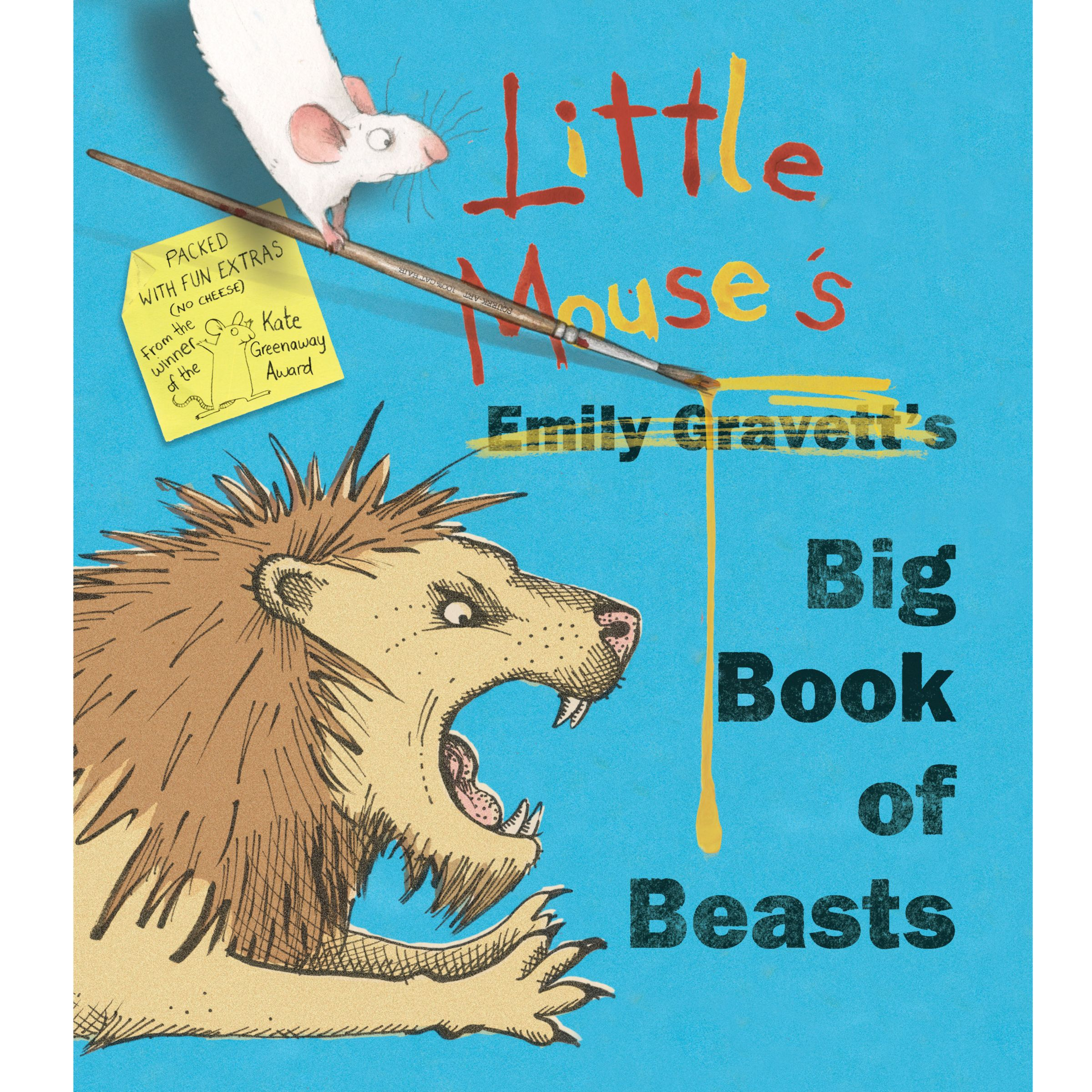 Macmillan Little Mouse's Big Book of Beasts Book