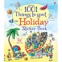 Buy 1001 Things to Spot on Holiday Sticker Book Online at johnlewis.com