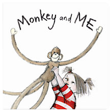 Buy Monkey and Me Book Online at johnlewis.com
