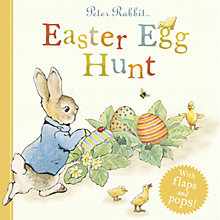 Buy Peter Rabbit Easter Egg Hunt Book Online at johnlewis.com