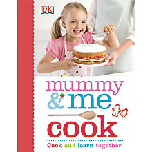 Buy Mummy and Me Cook Book Online at johnlewis.com