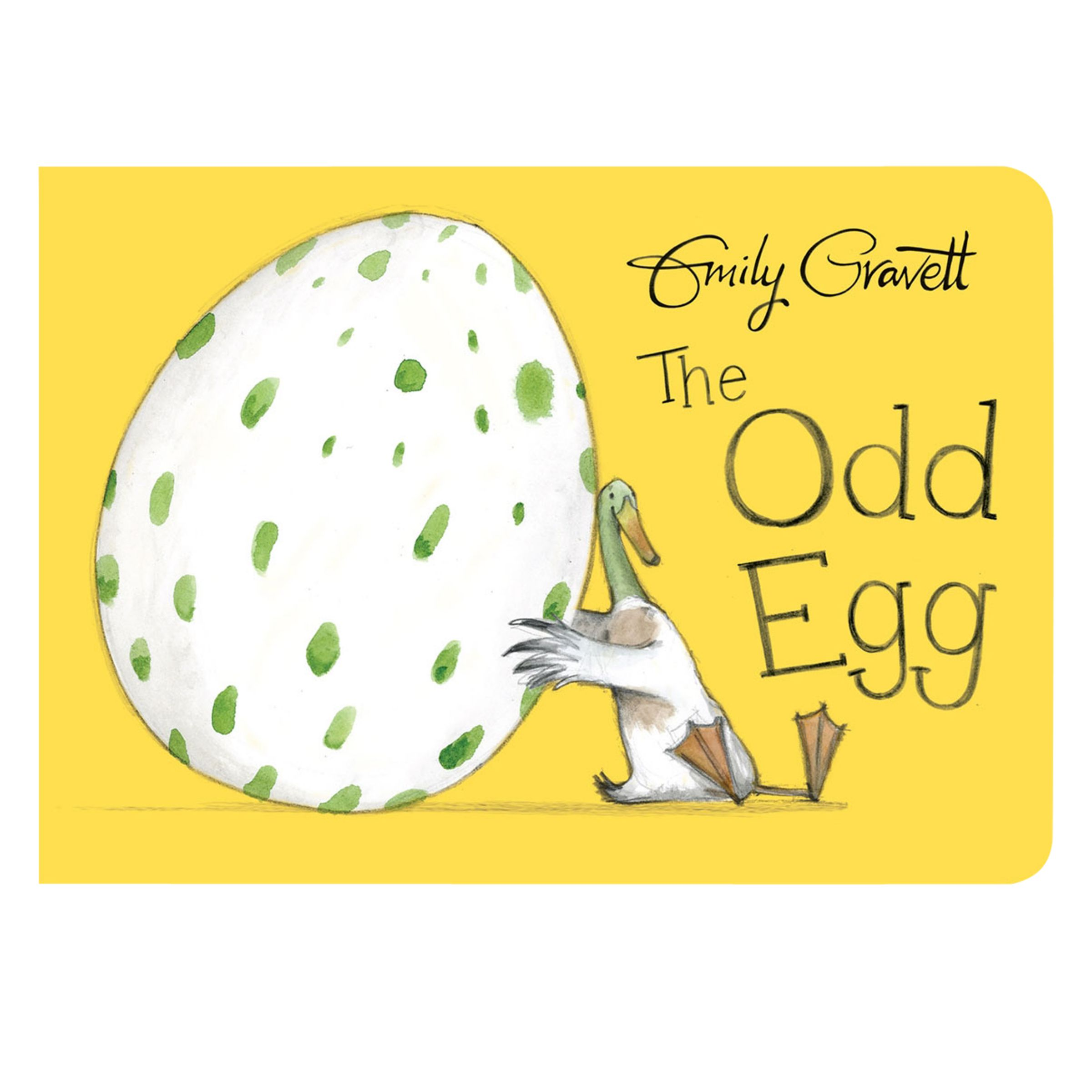 Macmillan The Odd Egg Book