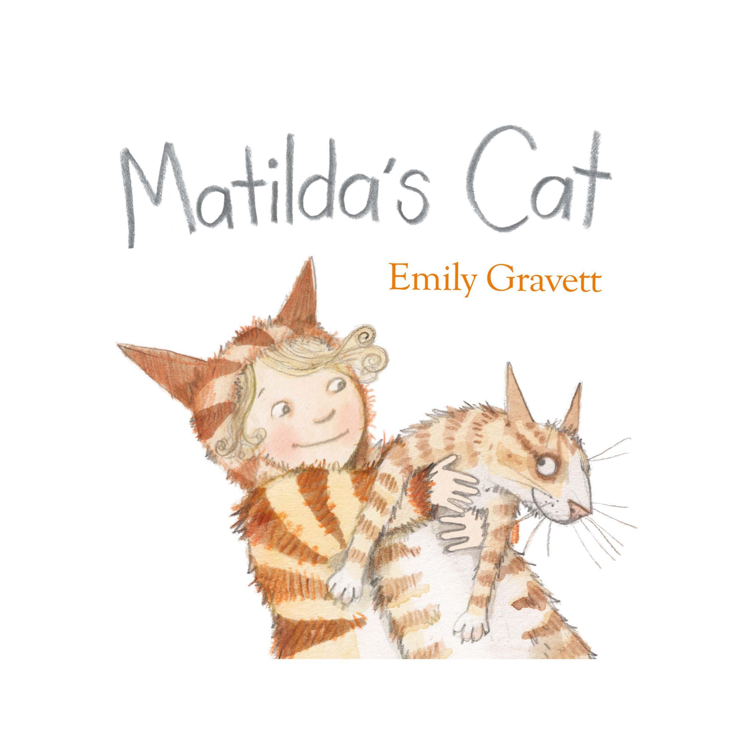 Macmillan Matilda's Cat Book