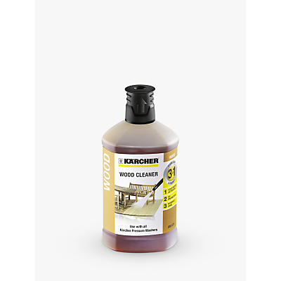 Kärcher 3-in-1 Wood Cleaner, 1L