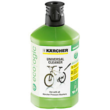 Buy Kärcher Universal Cleaner Eco!logic, 1L Online at johnlewis.com