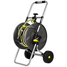 Buy Kärcher HT80M Metal Hose Trolley Kit Online at johnlewis.com