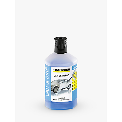 Kärcher 3-in-1 Car Shampoo, 1L
