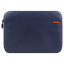 "Buy Incase City Sleeve for 13"" MacBook Pro, Navy Online at johnlewis.com"