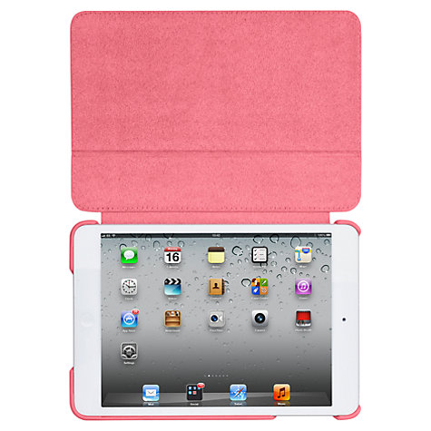 Buy Cath Kidston Button Spot Case for iPad mini, Pink Online at johnlewis.com
