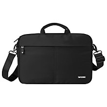 "Buy Incase Sling Sleeve Deluxe for 15"" MacBook Pro, Black Online at johnlewis.com"