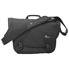 "Buy Lowepro Passport Messenger Bag for Cameras and 13"" Laptops Online at johnlewis.com"