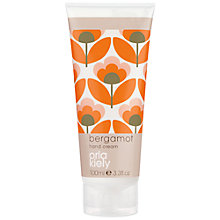 Buy Orla Kiely Bergamot Hand Cream, 50ml Online at johnlewis.com