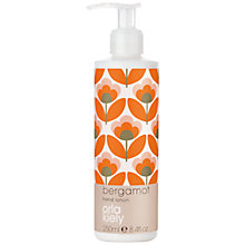 Buy Orla Kiely Bergamot Hand Lotion, 100ml Online at johnlewis.com