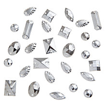 Buy John Lewis DIY Mixed Metallic Studs, 5g Online at johnlewis.com