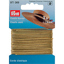 Buy Prym Metallic Elastic, 3m Online at johnlewis.com