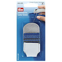 Buy Prym Leather Thimble Online at johnlewis.com