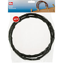 Buy Prym Yoko Bag Handles, Black Online at johnlewis.com