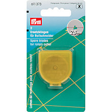 Buy Prym Rotary Blades, Pack of 2, 28mm Online at johnlewis.com
