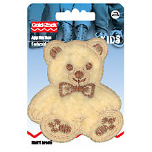 Buy Prym Bear Motif, Beige Online at johnlewis.com