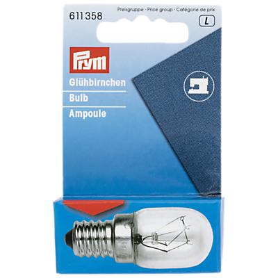 Prym Sewing Machine Screwfit Bulb