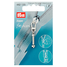 Buy Prym Zipper Pull, Silver Online at johnlewis.com