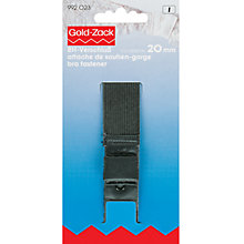Buy Prym Bra Fastener, 20mm, Black Online at johnlewis.com