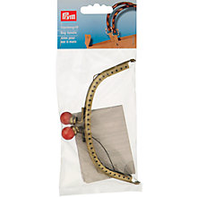 Buy Prym Alegra Bag Fastening, Gold Online at johnlewis.com