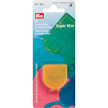 Buy Prym Super Mini Rotary Cutter Blades, Pack of 2, 18mm Online at johnlewis.com