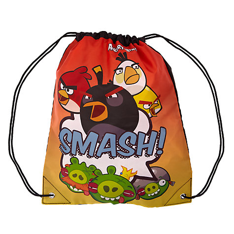 Buy Angry Birds Trainer Bag Online at johnlewis.com