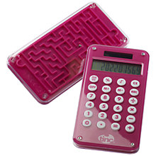 Buy Tinc Amazeing Calculator Online at johnlewis.com