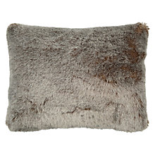 Buy John Lewis Annoushka Faux Fur Cushion Online at johnlewis.com
