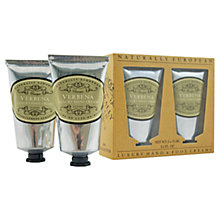 Buy Naturally European Verbena Hand & Foot Cream, 2 x 75ml Online at johnlewis.com