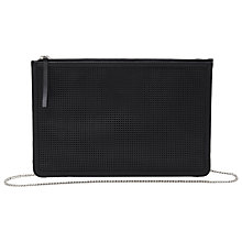 Buy French Connection Leather Cross Body Bag Online at johnlewis.com
